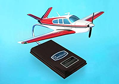 Mastercraft Collection Beechcraft V-35 Bonanza Model Scale:1/24
