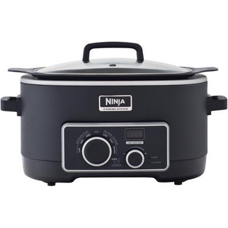Amazon.com: Ninja 3-in-1 Slow Cooker, MC750: Kitchen & Dining