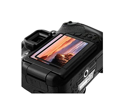 / Die Vierte G LARMOR LCD Screen Protector for Nikon D5/ /LCD Real Glass Protector For Nikon D5/6/Layer Design with Protective Edges