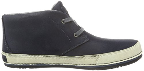 Rockport Herren Jetty Point Chukka Boots, Blau (Med Blue Sde), 45 EU