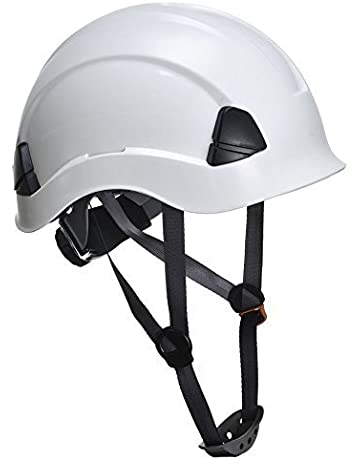 Portwest PS53W - Casco de escalada, color blanco