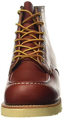 Wing Casual Red Wing uomo Casual Red Rot q7TFwp4