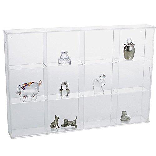 SAFE 5258 Klein-Vitrine aus Acryl-Glas