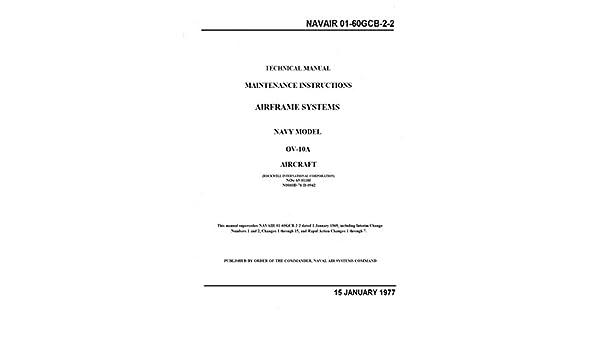Navair 01 60gcb 2 2 Maintenance Instructions Airframe Systems Navy