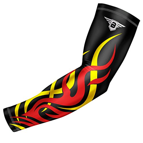 Bucwild Sports Flame Compression Sleeve