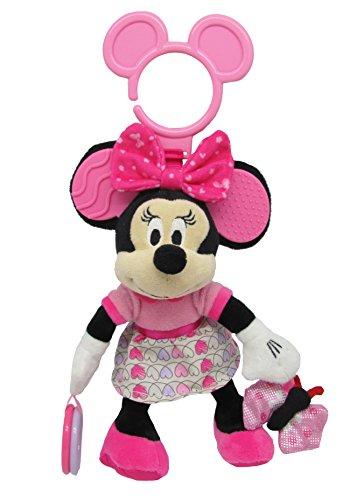 - Minnie Bow Cute Activity Plush
