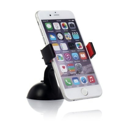 Car Mount Holder Adesigns-windshield Dashboard Universal Car Cradle and Mount for All Cell Phones, Gps, and Moblie - Glasses Amani