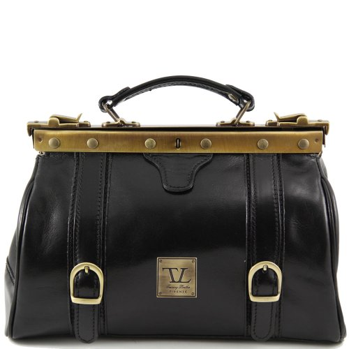 Tuscany Leather, Borsa a mano donna Nero nero