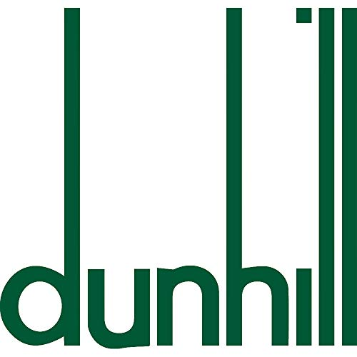 NBFU DECALS Logo Dunhill (Green) (Set of 2) Premium Waterproof Vinyl Decal Stickers for Laptop Phone Accessory Helmet CAR Window Bumper Mug Tuber Cup Door Wall Decoration