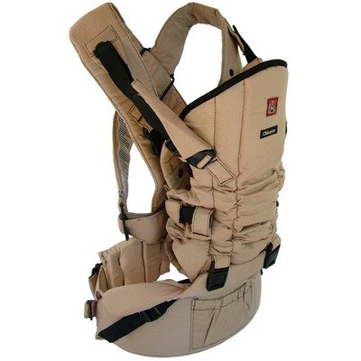 Okkatots Front Baby Carrier System – Tan, Baby & Kids Zone