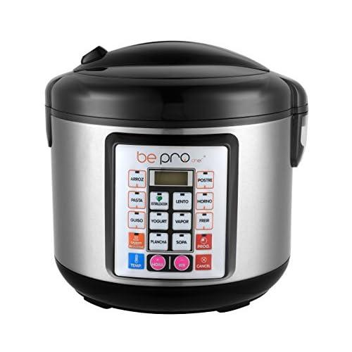 Robot de Cocina Be Pro Chef Premier Plus Avant a buen precio