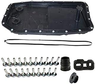 JSD 6HP26 Auto Transmission Oil Pan Kit W/Gasket Bolts Oil Pan for BMW E90 E91 E65 F01 E83 E53 E70 E85 E86 750i LR007474