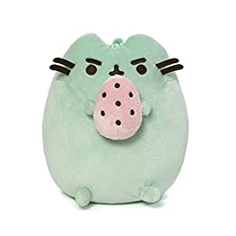 Pusheen Dinosaur Plush | Pusheenosaurus With Egg - Green -  6 Inch | Pusheen Plushies 11