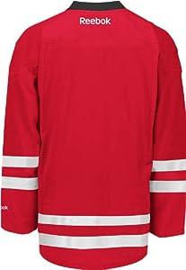 NHL Carolina Hurricanes Men's Center Ice Team Color Premier Jersey