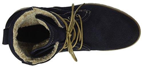 Tamaris 26243, Botas Chukka para Mujer Azul (NAVY 805)