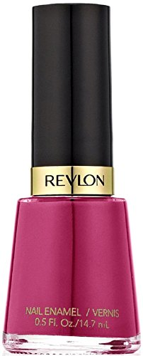 Revlon Nail Enamel, Plum Seduction [917] 0.50 oz (Pack of 3)