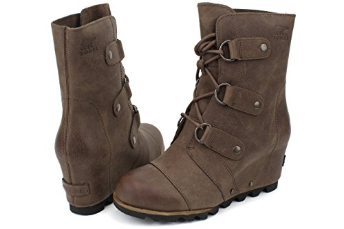 M Wedge Joan Tobacco Sorel B of Women's Arctic US Booties 8 agqqfzIx
