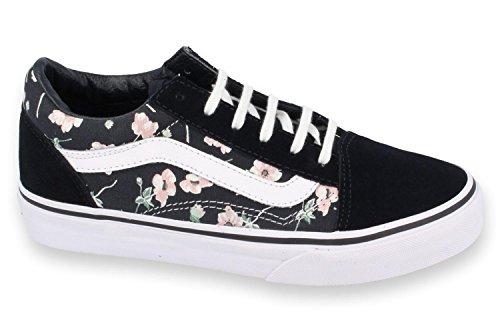 vans old skool femme floral