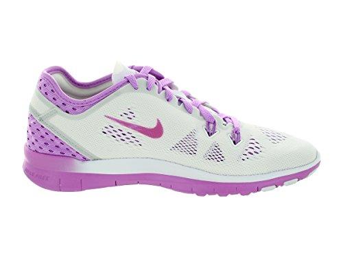 Nike Free 5.0 TR Fit 5 Brthe Damen US 10 Weiß Laufschuh