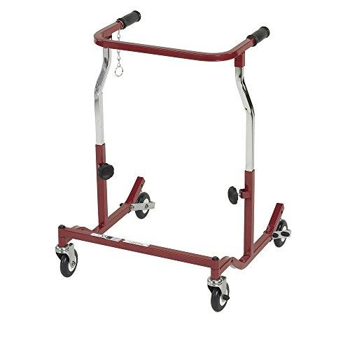 Wenzelite Anterior Safety Rollers, Burgundy, Adult