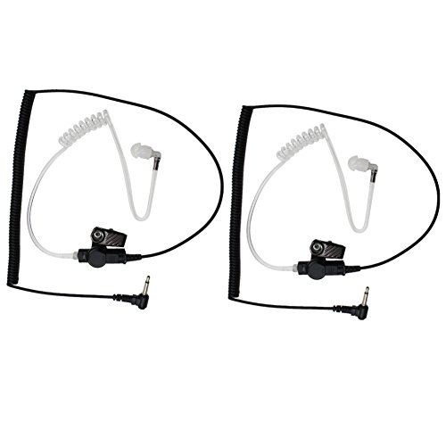 Lsgoodcare 3.5mm 1 Pin Surveillance Plug Receiver/listen ...