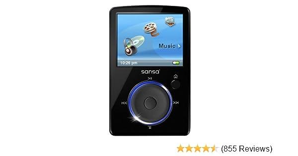 amazon com sandisk sansa fuze 4 gb video mp3 player black home rh amazon com sansa c250 user manual sansa c250 user manual