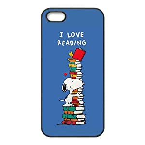 Lovelly snoopy Cell Phone Case for iPhone 5S