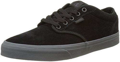 Vans Chaussure De Herren Atwood Schwarz ((mte) Noir / Gris)