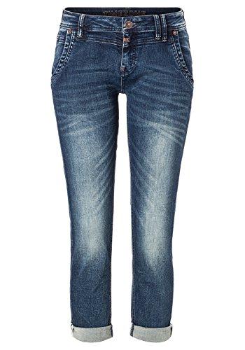 Patriot Wash para Slim 3624 Blue Pantalones Mujer Timezone NALI Azul 6pTxZF6qw