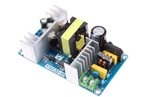 NOYITO AC-DC Switching Power Module 24V 6A 9A 220W Max High Power Small Size Industrial Power Module AC100V-240V to DC 24V Power Suitable for Civil Industrial Electrical Power Supply (24V 9A)