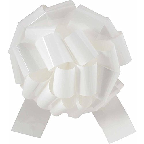 - Big White Wedding Gift Bow - 12