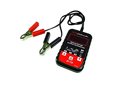 Schumacher BT175 Digital 12V Battery Tester