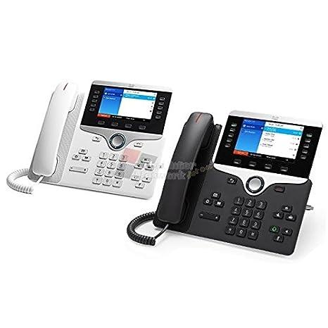 Amazon in: Buy Cisco CP-8851-K9 IP Phone 8851, Charcoal