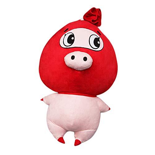 IPOTCH 1セット おもちゃ作りキット 豚 動物 手作り 人形 ぬいぐるみ かわいい