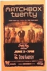 (Matchbox Twenty 20 Rob Thomas Maroon 5 Adam Levine Sugar Ray Rare Concert)