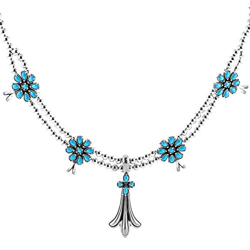 American West Sterling Silver 18