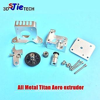 Impresora 3D todo metal Titan Aero extrusor 1,75 mm para Prusa i3 ...