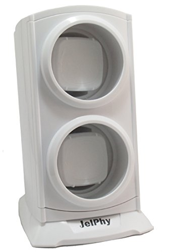 2개 감음 시계 와인딩 머신KA015W마부치 모터 채용으로 독립 전원 스위치부