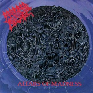 2002 Slip - Altars of Madness (With Slip Case) by Morbid Angel (2002-10-28)
