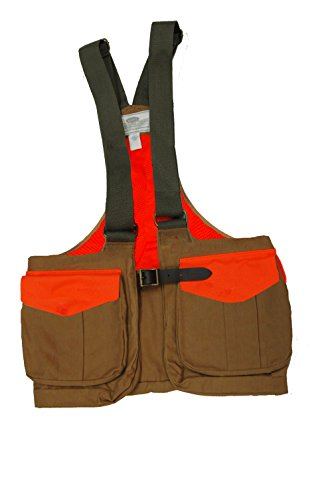 Boyt Harness 12874 WC120 Waxed Strap Vest M/L