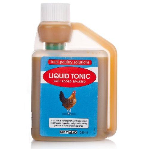 250ml Net (Net Tex Liquid Tonic With Seaweed, 250ml)