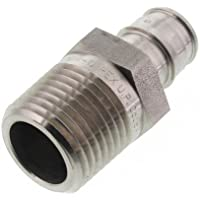 1/2 ProPEX Stainless Steel Male Threaded Adapter