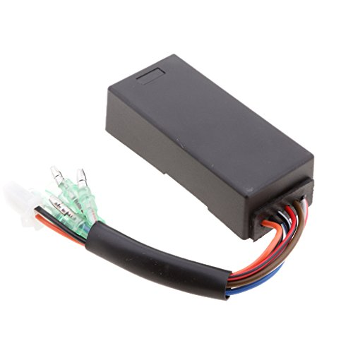Gazechimp Performance CDI ECU Ignition Box For Polaris Scrambler 50 2003-06: