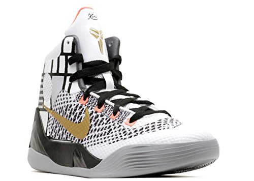 47923d29ec39 Kobe 9 Elite (GS) - 636602-100 - Size 5Y - Buy Online in UAE ...