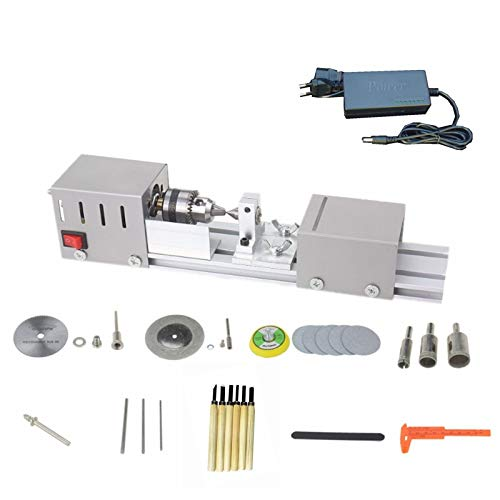 - Mini Lathe Beads Polisher Machine CNC Machining for Table Sander Gringder Saw Cut