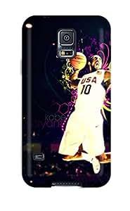 Coy Updike's Shop Hot 1281964K82195151 New Fashion Premium Tpu Case Cover For Galaxy S5 - Kobe Bryant