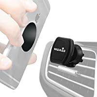 Widras Universal Smartphone Magnetic Car Air Vent Mount Holder Cradle For with iPhone X 8 8 Plus 7 7 Plus SE 6s 6 Plus 6 5s 5 4s 4 Samsung Galaxy S6 S5 S4 LG Nexus Sony Nokia and More