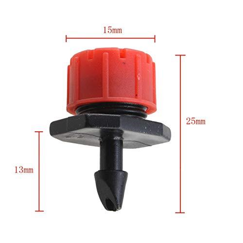 Emitter Dripper System Automatic Hose Kits 100pcs Anti-Clogging ...