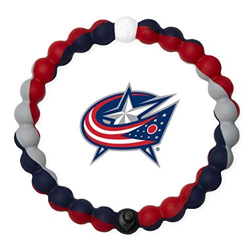 pretty nice 537b5 2736c NHL Collection Bracelet, Columbus Blue Jackets, Size Extra Large (7.5
