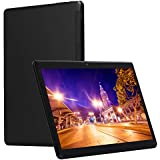 4G LTE 10.1 Inch Android Tablet PC, Octa-Core Processor, Android 7.0,4GB RAM 64GB Storage,1920x1200 IPS HD,Dual Sim Phone Call,Dual Camera,WiFi,Bluetooth,GPS,Tablets Phablet (Black)
